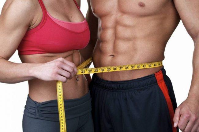 Vatsalihakset esiin -dieetti