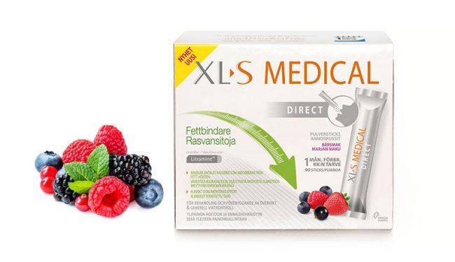 XL-S Medical Direct Rasvansitoja
