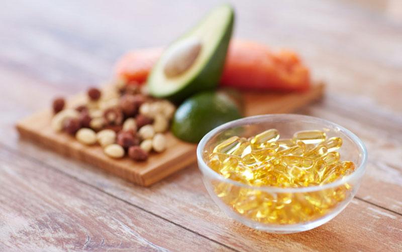 Omega 3 -lisäravinne dieetin tukena